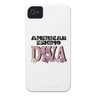American Eskimo DIVA iPhone 4 Case-Mate Cases