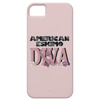 American Eskimo DIVA iPhone 5 Case