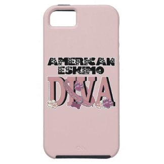 American Eskimo DIVA iPhone 5 Cover