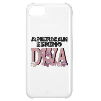 American Eskimo DIVA iPhone 5C Cases