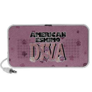 American Eskimo DIVA PC Speakers