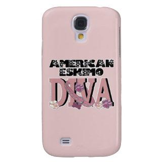 American Eskimo DIVA Samsung Galaxy S4 Cover
