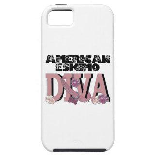 American Eskimo DIVA Tough iPhone 5 Case
