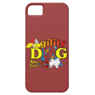 American Eskimo Dog Agility Case For The iPhone 5