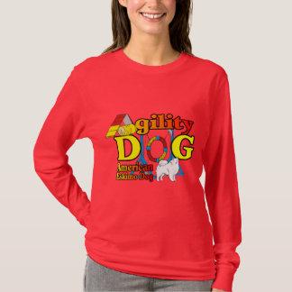 American Eskimo Dog Agility Gifts T-Shirt