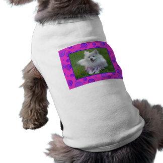American Eskimo Dog Doggie Tshirt