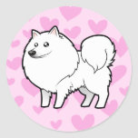 American Eskimo Dog / German Spitz Love
