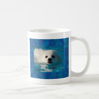 American Eskimo Dog Coffee Mugs