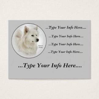 American Eskimo Dog Profile Cards