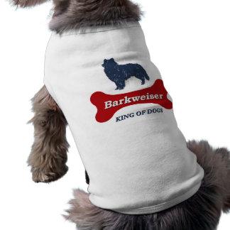 American Eskimo Sleeveless Dog Shirt