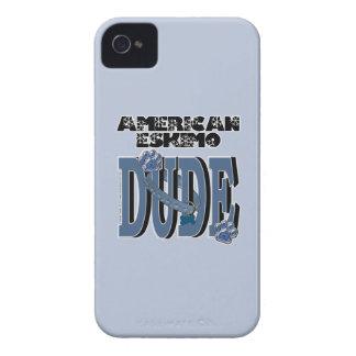 American Eskimo DUDE Blackberry Bold Case