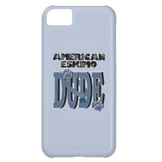 American Eskimo DUDE Case For iPhone 5C