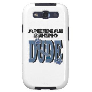 American Eskimo DUDE Galaxy SIII Covers