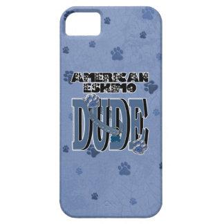 American Eskimo DUDE iPhone 5 Case