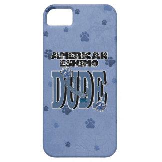 American Eskimo DUDE iPhone 5 Cases