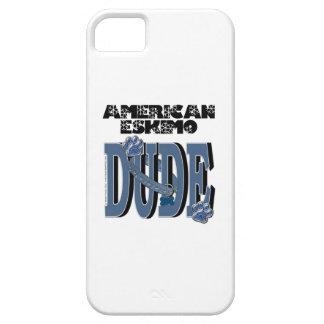 American Eskimo DUDE iPhone 5 Cover