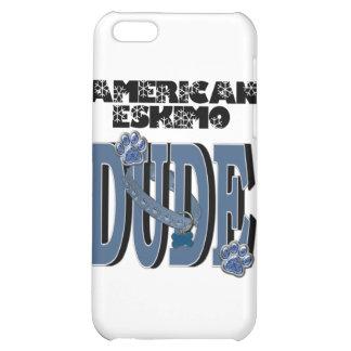American Eskimo DUDE iPhone 5C Covers