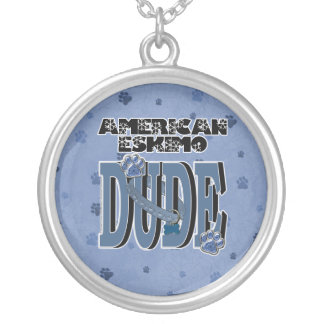 American Eskimo DUDE Pendants