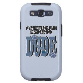 American Eskimo DUDE Samsung Galaxy S3 Covers