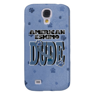 American Eskimo DUDE Samsung Galaxy S4 Covers