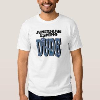 American Eskimo DUDE Tshirt