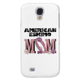 American Eskimo MOM Galaxy S4 Cover