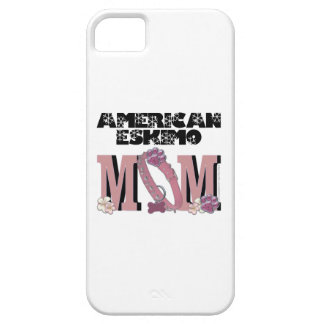 American Eskimo MOM iPhone 5 Cases