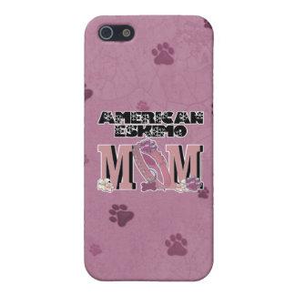 American Eskimo MOM iPhone 5 Cover