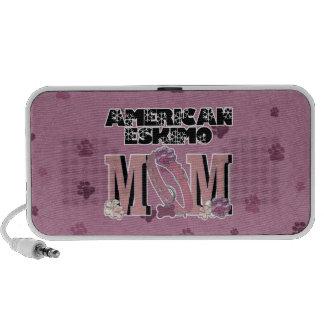 American Eskimo MOM Mini Speakers
