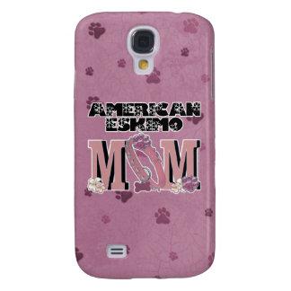 American Eskimo MOM Samsung Galaxy S4 Cases