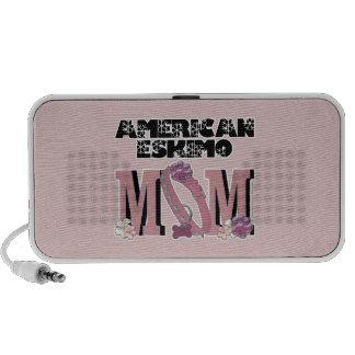 American Eskimo MOM Travel Speakers