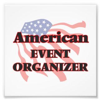 American Event Organizer Photo Art