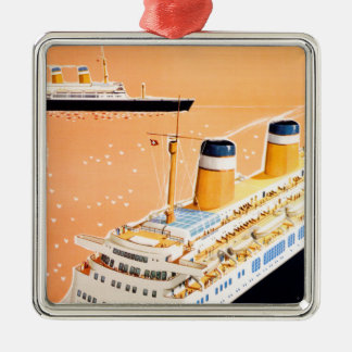 American Export Lines Christmas Ornament