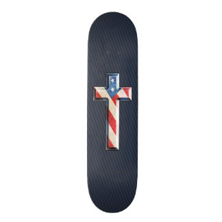 American Faith Cross Skateboard Decks