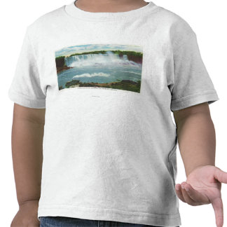 American Falls Maid of the Mist View T Shirt
