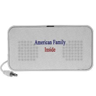 American Family Inside. Mini Speaker