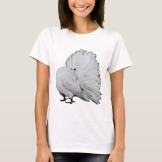 American Fantail Fancy Pigeon T-Shirt