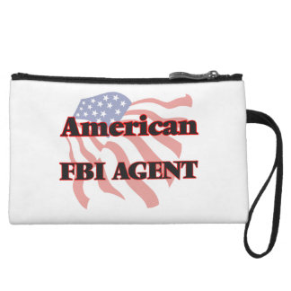 American Fbi Agent Wristlets