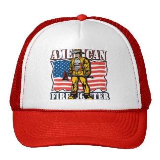 American Firefighter Cap