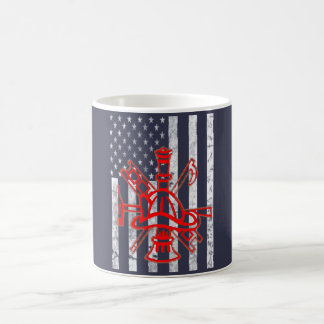 American Firefighter Coffee Mug