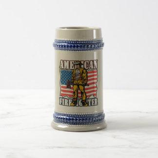 American Firefighter Coffee Mugs