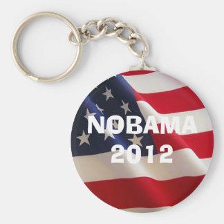 american-flag-2a NOBAMA 2012 NOBAMA 2012 Key Chain
