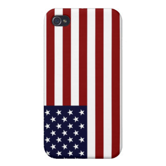 American Flag 4s iPhone 4/4S Cover