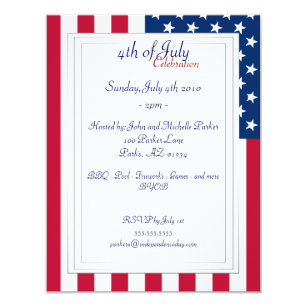 american flag invitations announcements zazzle uk