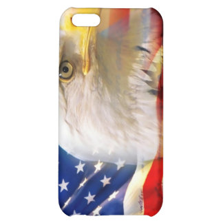 American flag and eagle Iphone case iPhone 5C Cover