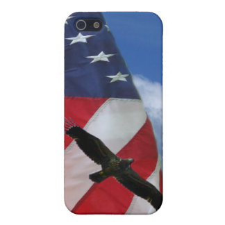 American Flag and Eagle Cases For iPhone 5