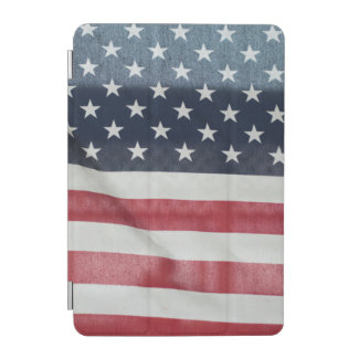 American Flag At The Sussex County Fair iPad Mini Cover