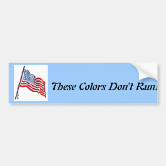 american-flag bumper sticker
