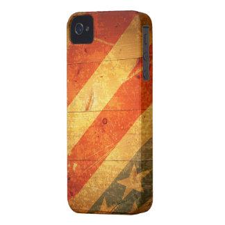 American flag Case-Mate iPhone 4 case