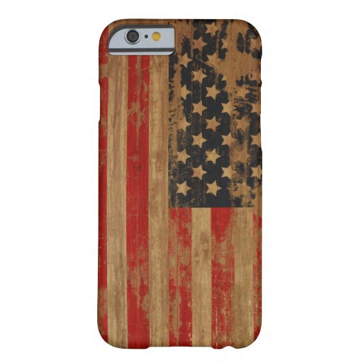 American Flag Case iPhone 6 Case